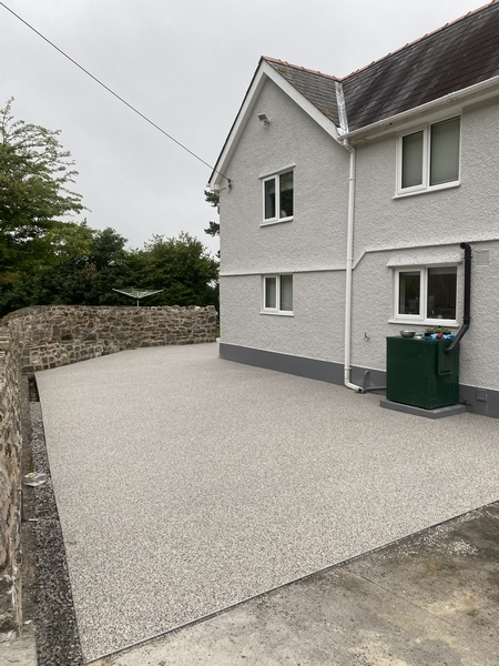 Resin Bound Projects in Swansea